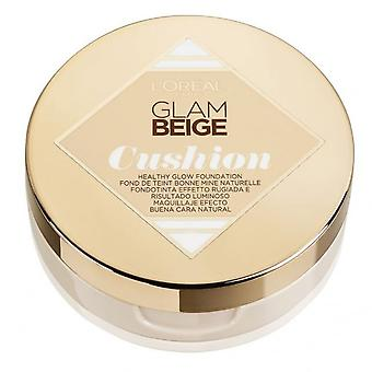 L'Oreal glam beige pute Foundation