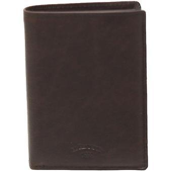Pocket Pocket Zip Gary Leather - 2 Volets