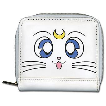 Wallet - Sailor Moon - New Artemis Face Toys Anime Licensed ge80099