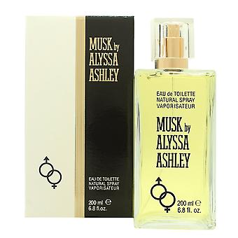 Alyssa Ashley myski Eau de Toilette 200ml Spray