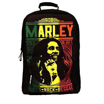 Bob Marley Roots Rock Laptop Backpack