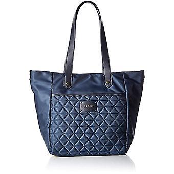 ESPRIT 097ea1o056 - Tote Bags Donna Blau (Navy) 16x31x28 cm (B x H T)