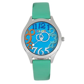 Crayo Spirit Unisex Watch - Mint