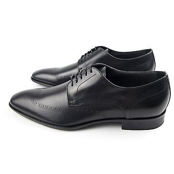 Hugo Boss Chelsea Derby Shoe Black