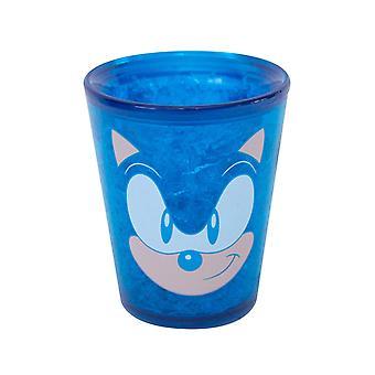 Sonic fryser skudd Glass