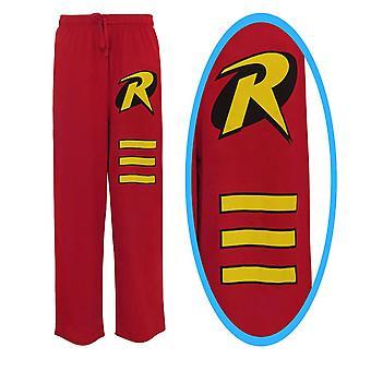 Robin Symbol Unisex Pajama Pants