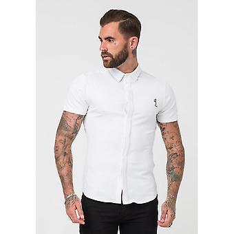 RELIGION White Magnus Shirt