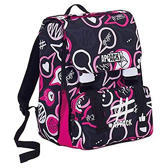 Backpack Extensive School Appack - NEW GEN - Pink - 28 Lt - elementary and middle school