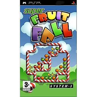 Super Fruit Fall (PSP) - Uusi