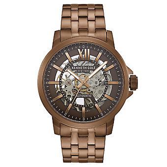 Kenneth Cole New York Men's Watch Wristwatch Stainless Steel KC50779007