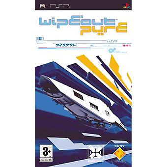 WipEout Pure (PSP) - New