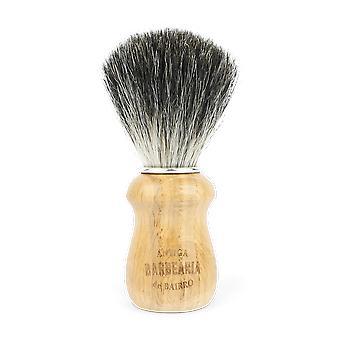 Antiga Barbearia de Bairro Tıraş Fırçası