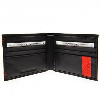 Liverpool FC unisex voksne læder syet tegnebog