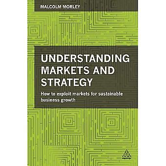 Markten en strategie begrijpen: hoe markten te exploiteren voor duurzame bedrijfsgroei
