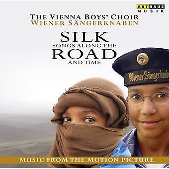 C. Faudon - Silk Road: Songs Along the Road and Time [Music From the Motion Picture] [CD] USA import