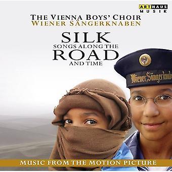 C. Faudon - 絹の道: 道に沿って曲と時刻 [音楽から映画] [CD] USA 輸入
