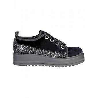 Ana Lublin - Shoes - Sneakers - EWA_NERO - Women - Schwartz - 38