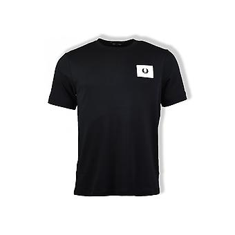 Fred Perry Acid Brights T-Shirt (Black)