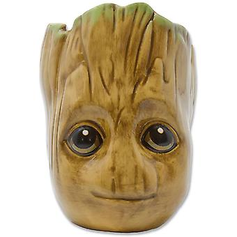 Guardians Of The Galaxy 3D Groot Mug