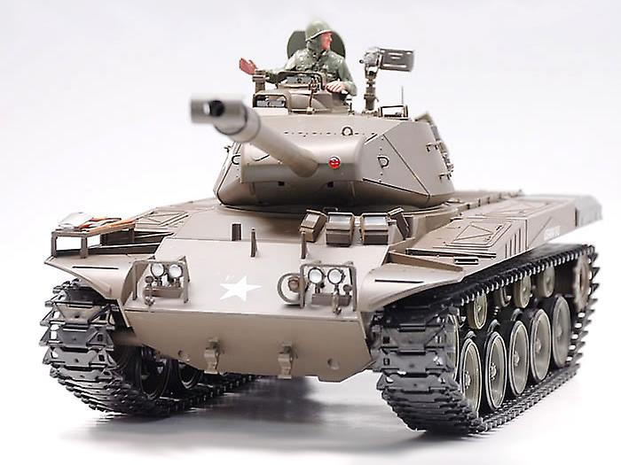 1/16th Bulldog M41A3 Smoking RC Tank - New 2.4Ghz Ver.