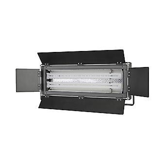 BRESSER MM-07-D Foto-/Video-Tageslichtlampe 2x55W mit Dimmer