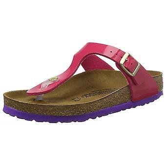 Birkenstock Classic Gizeh Birkoflor - Buckled Toe Post Thong Style - Flip Flop Sandal