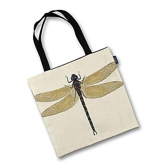 Mcalister textiles dragonfly tapestry tote bag
