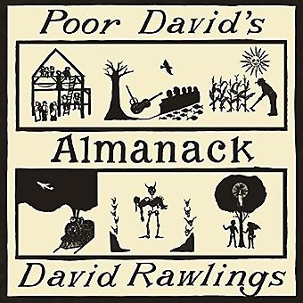David Rawlings - Poor David's Almanack [CD] USA import