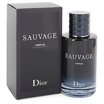 Sauvage parfum spray af christian dior 548707 100 ml