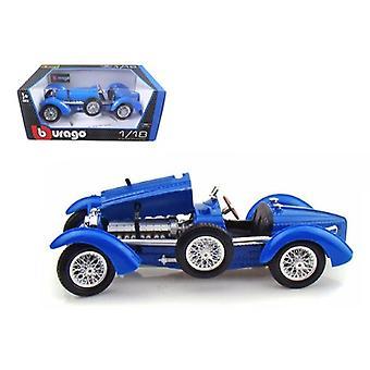 1934 Bugatti Type 59 Blue 1/18 Diecast Model Car par Bburago