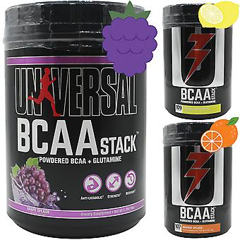 Universal Nutrition BCAA Stack Dietary Supplement - 100 Servings