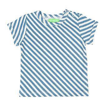 Lily Balou T-shirt Kas Diagonal Stripes