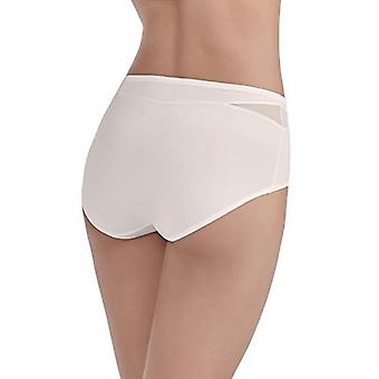 Vanity Fair Women's Breathable Luxe Brief Panty 13186, Sheer Quartz, Large/7