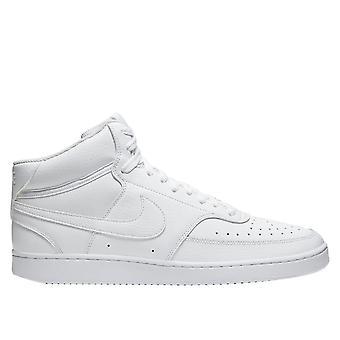 Nike Court Vision Mid CD5466100 universele herenschoenen voor het hele jaar