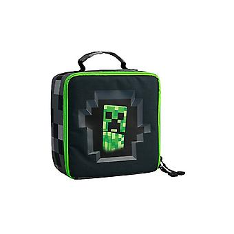 Minecraft Lunch bag, Creeper