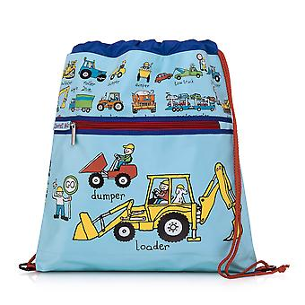 Tyrrell Katz Trucks Design Children's Kitbag