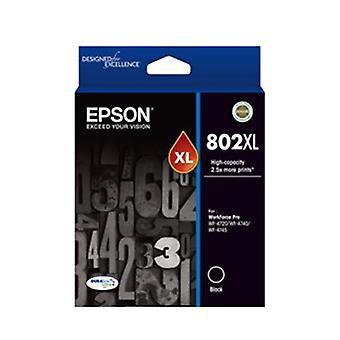 Epson 802XL DURABrite Ultra - Black