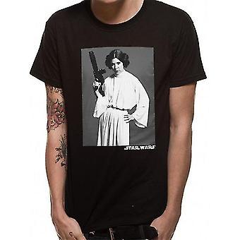 Star Wars - Leila Classic Portrait T-Shirt