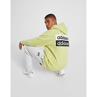 New adidas Originals Men's R.Y.V. Overhead Hoodie Yellow