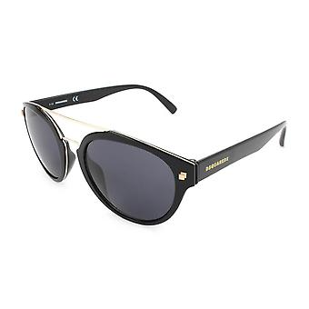 Dsquared2 Original Unisex Spring/Summer Sunglasses - Black Color 38924