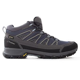 Berghaus Explorer Active Mid Gore-Tex Womens Outdoor Walking Boot Shoe Grey