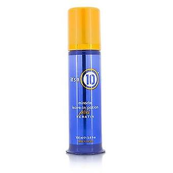 Miracle Leave-in Potion Plus Keratin - 100ml/3.4oz
