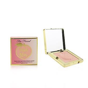Too Faced Peach Blur Translucent Smoothing Finishing Powder 8g/0.28oz
