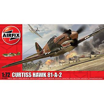 Airfix A01003 Curtis P-40B Tomahawk 1:72 Scale Series 1 Model Kit