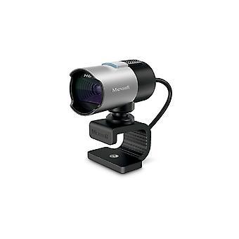 Microsoft Lifecam Studio Usb Webcam, 1080P Hd, 30Fps, Autofocus