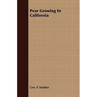 Pear Growing in California by Weldon & Geo P.