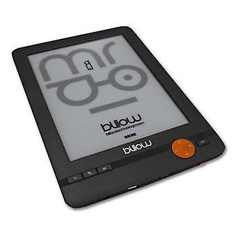 """Pannello EBook Billow 6"""" 4 GB/E-Ink"""
