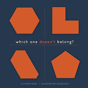 Which One Doesn't Belong? - A Shapes Book by Christopher Danielson - 9