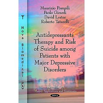 Antidepressants Therapy & Risk of Suicide Among Patients with Major D