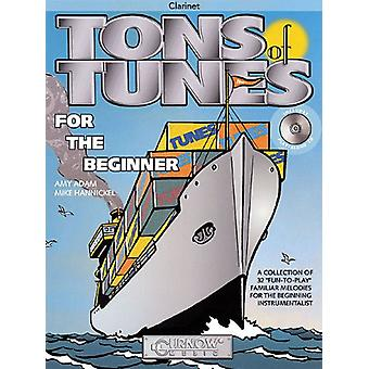 Tons of Tunes for the Beginner - Trumpet by Amy Adam - 9789043116961 B